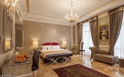 گرانترین هتل تهران کجاست